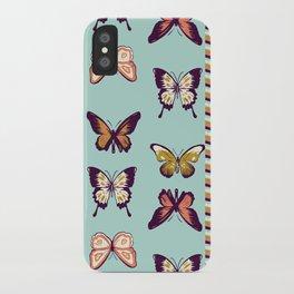 Butterfies II iPhone Case