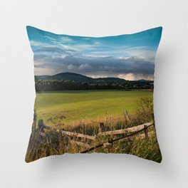 Landscape Photography by Dave Robinson Throw Pillow