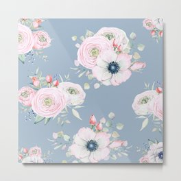 Dog Roses #society6 #buyart Metal Print