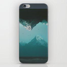 Opposites iPhone Skin