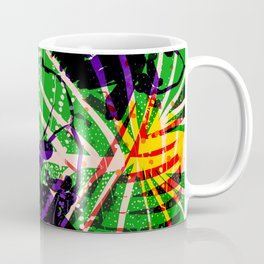 Tropical Mist Coffee Mug