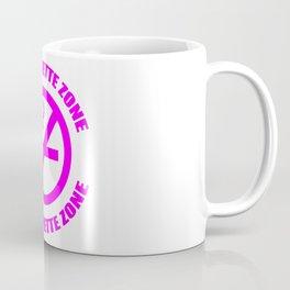Anti-Cigarette (PINK) Coffee Mug