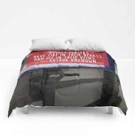 Hockey Passion Comforters