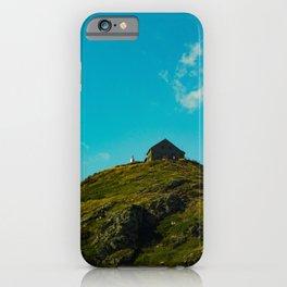 Montseny Mountain iPhone Case