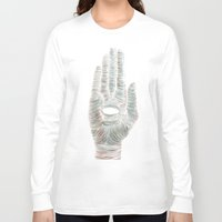hamsa Long Sleeve T-shirts featuring HAMSA by VIGGGAR