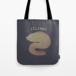 Eelings Tote Bag