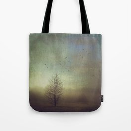 Mystery and Imagination Tote Bag