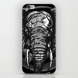 Never Forget - BNW Serie iPhone Skin