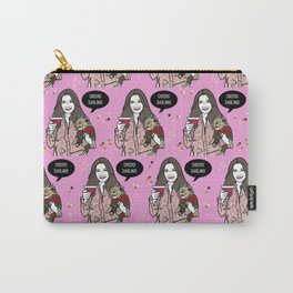 Festive Cheers Darling Carry-All Pouch