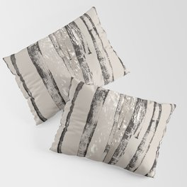 Shadow Branches Pillow Sham