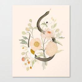 The Garden of Eden Canvas Print