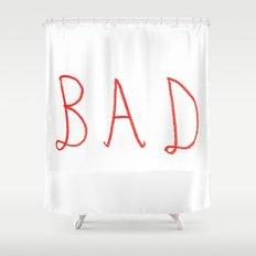 bad Shower Curtain