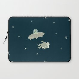 Murder in Space, She Drew Laptop Sleeve