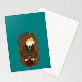 Mr Fox is stylish Stationery Cards
