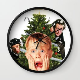 Kevin Wall Clock
