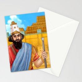 King of Babylon Stationery Cards