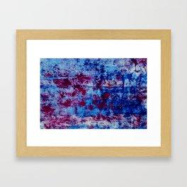 InkCore Five Framed Art Print