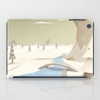 woods iPad Cases featuring Woods by Nestor Ramos
