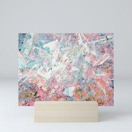 Scraps Mini Art Print