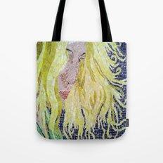 Blonde Tote Bag