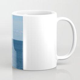 Blue Schooner 04 Coffee Mug