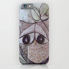 Owl couple Slim Case iPhone 6s
