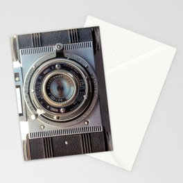 Detrola (Vintage Camera) Stationery Cards