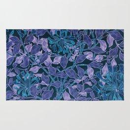 Floral Pattern I Rug