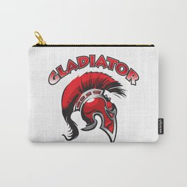 Gladiator helmet Carry-All Pouch