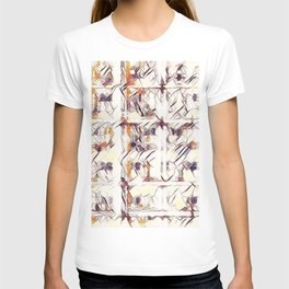 Homage to Kandinsky, with Watercolors T-shirt
