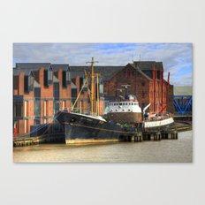 Arctic Corsair, Hull Trawler 2012 Canvas Print