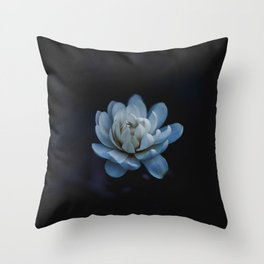 Flower photography by Xuan Nguyen Throw Pillow