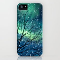 Aurora Borealis Northern Lights Slim Case iPhone (5, 5s)