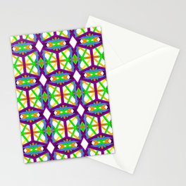 geometron mesh 56920 gmtrx Stationery Cards