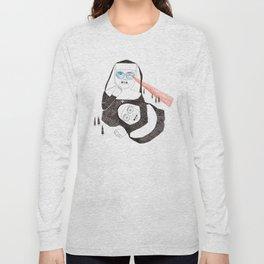 Fighting Nuns Long Sleeve T-shirt
