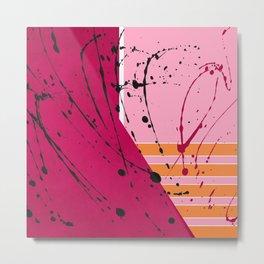 Rose tints Metal Print