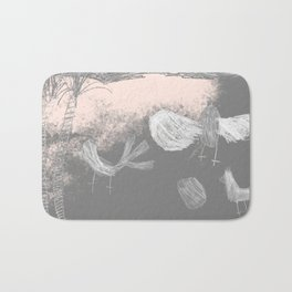Free Willywagtails Bath Mat
