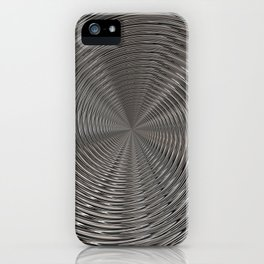 Chrome Tunnel iPhone Case
