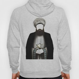 "MUHAMMAD      ""The Planet Earth Awards, Beyond Superstition"" Hoody"