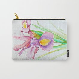 Single Iris Carry-All Pouch