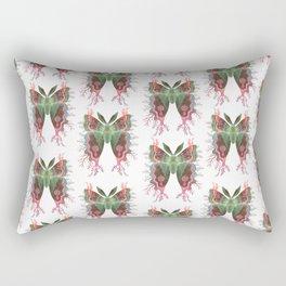 Saturnia danum orbis Rectangular Pillow