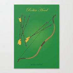 Robin Hood | Fairy Tales Canvas Print