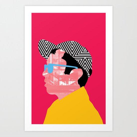 Tommy Art Print