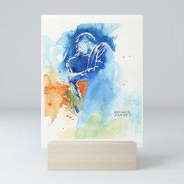 Paul D Mini Art Print