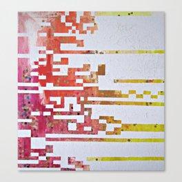 Alice, Geometric Canvas Print