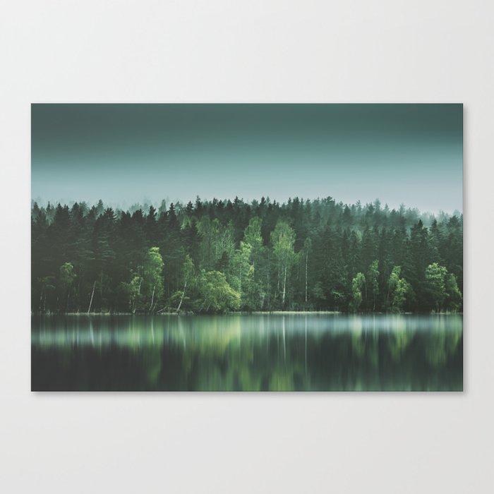 Echoes III Canvas Print