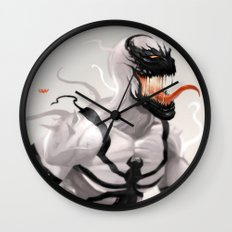 Antivenom 2 Wall Clock