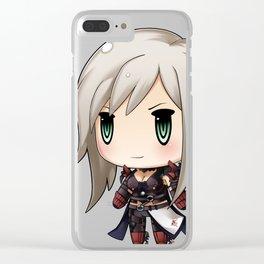 Chibi Aranea Clear iPhone Case