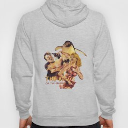 The Attack of the Penguins Hoody