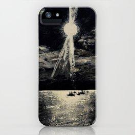Midnight Sun iPhone Case